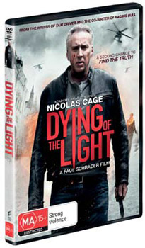 Dying of the Light DVD