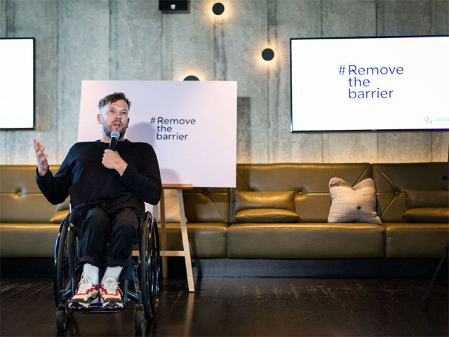 Dylan Alcott Remove The Barrier Interview