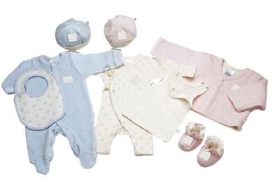 Earlybirds Beautiful Beginnings for Premature Babies - Clothing