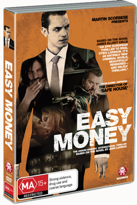Easy Money DVD