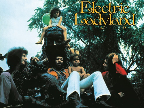 The Jimi Hendrix Experience Electric Ladyland Deluxe Edition 50th Anniversary Box Set