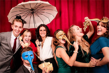 Elegant Hire Photo Booth