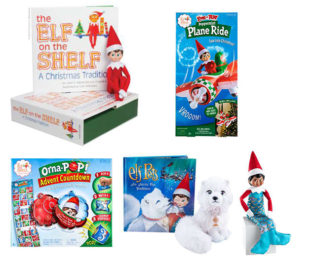 New to The Elf On The Shelf Accessories