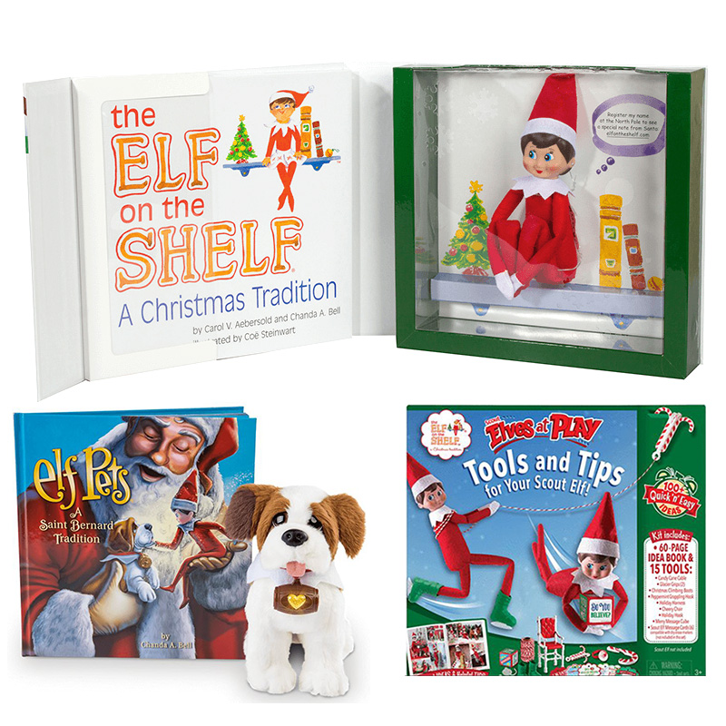 Win Elf on the Shelf Pack
