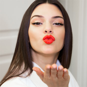 Kendall Jenner Estee Lauder Limited Edition Lipstick