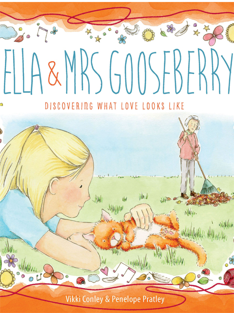 Ella and Mrs Gooseberry