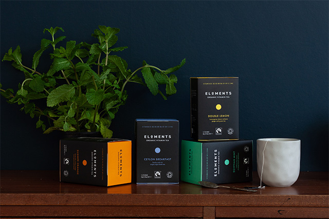 Win Eloments 4 Mixed Tea Packs