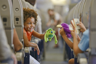 Emirates Carries New Friends For Children