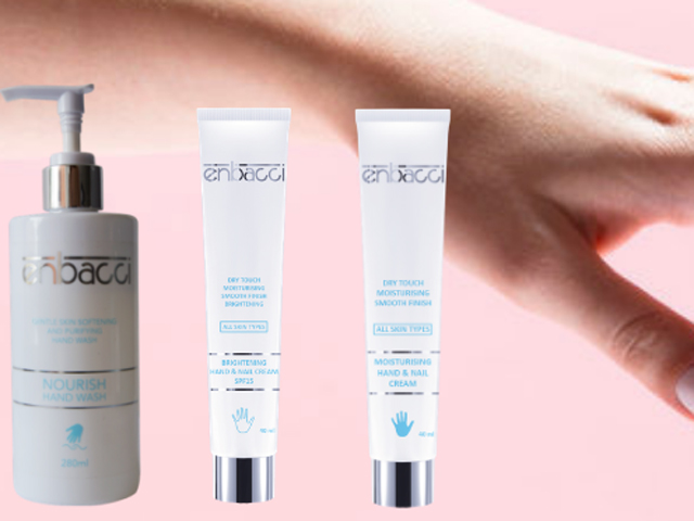 Enbacci Hand Care Collection