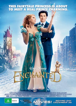 Image result for enchanted the movie