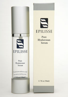 Epilisse Hyaluronic Acid wrinkle cream and anti aging skin care