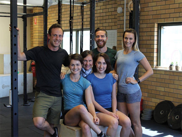 Katie Williams  Australian Men to Step Up and Tackle Physical Inactivity Interview