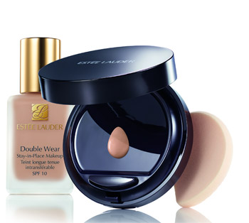 Estee Lauder Double Wear Makeup To Go Liquid Compact
