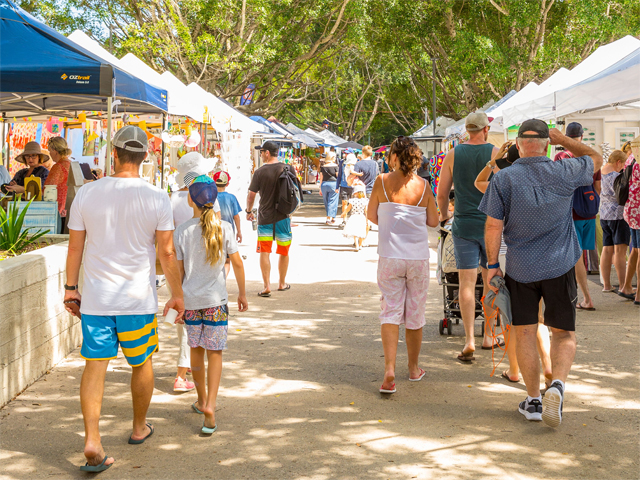 Original Eumundi Markets – Celebrating 40 Years