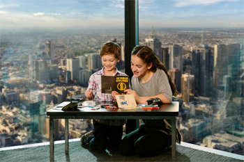 Spring into Action these School Holidays at Eureka Skydeck