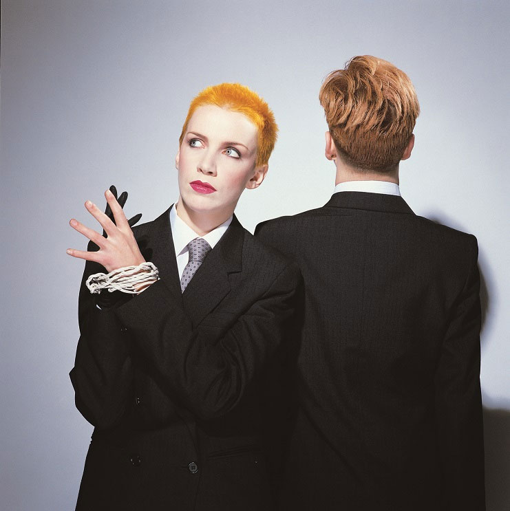 Eight Eurythmics Albums Released on Vinyl