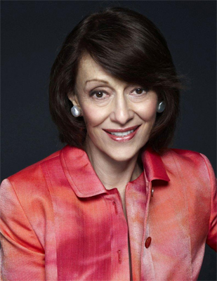 Evelyn H. Lauder Estee Lauder Breast Cancer Research Interview