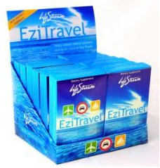 Natural relief for travel sickness Ezi Travel