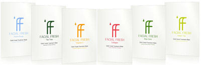 FacialFresh Cloth Treatment Mask