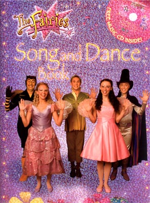The Fairies Song and Dance Book