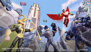 A Friend and a Foe Join Disney Infinity 2.0: Marvel Super Heroes