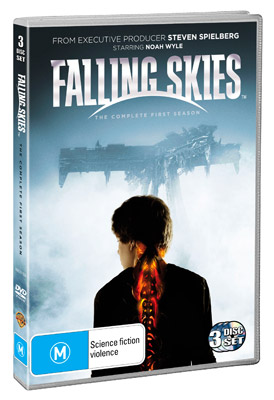 Falling Skies The Complete First Season DVD