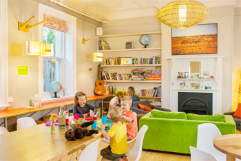 The Rise of Family-Friendly Hostels