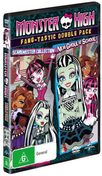 Monster High Fangtastic Double Pack