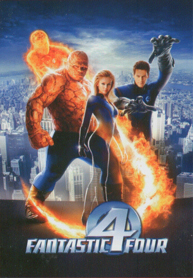 Fantastic Four - the power of 4