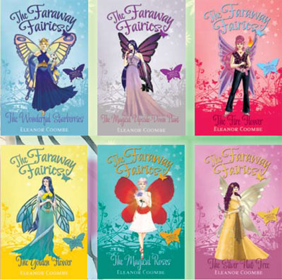 Faraway Fairies Magical Spells Collection