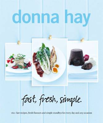 Donna Hay Fast Fresh Simple Interview