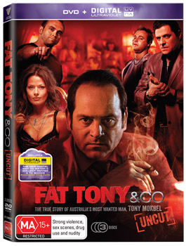 Fat Tony & Co. Uncut DVD