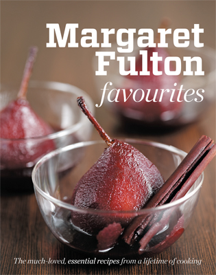 Margaret Fulton Favourites Books