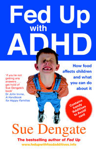 Fed Up with ADHD by Sue Dengate