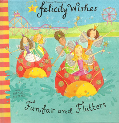 Felicity Wishes Funfair and Flutters