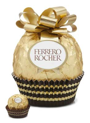 Ferrero Rocherone