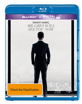 Fifty Shades of Grey Blu-ray Pre-Orders
