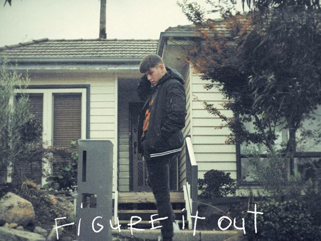 Jai Waetford Figure It Out EP
