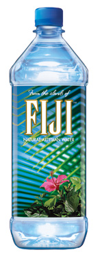 Treat Your Body with FIJI Water