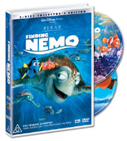 Dive in and discover FINDING NEMO