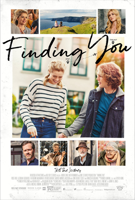 Finding You Tickets