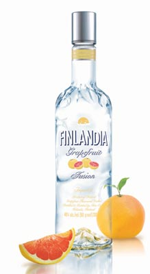 Finlandia Grapefruit Fusion Vodka