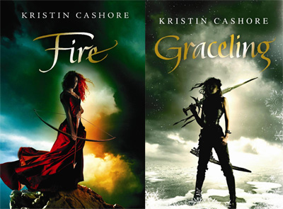Kristin Cashore Fire and Graceling Interview
