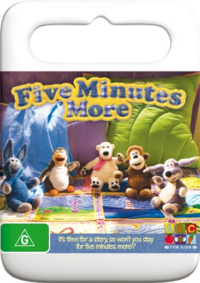 Five Minutes More DVD