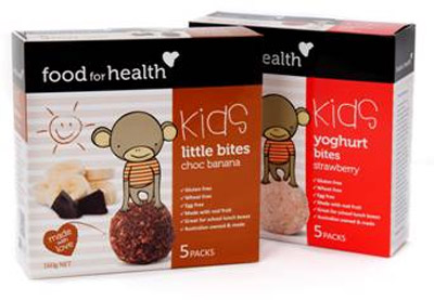 Food for Health Kids Bites
