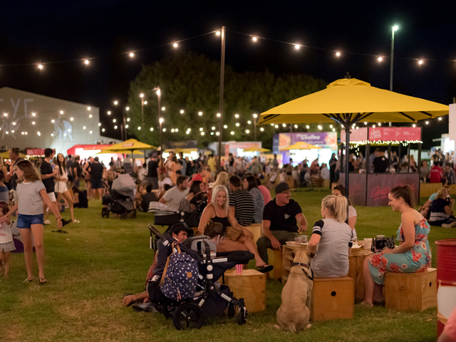 The Food Truck Park 2019