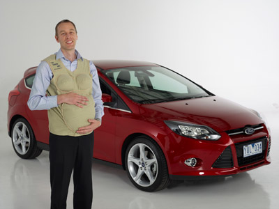David Stanley Ford Pregnancy Suit Interview