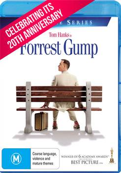 Forrest Gump: 20th Anniversary Celebration Blu-ray