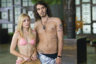 Kirsten Bell & Russell Brand Forgetting Sarah Marshal Interview