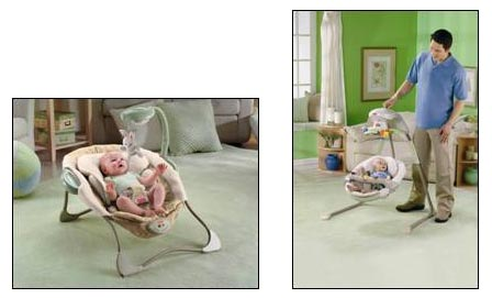The Fisher-Price® Baby Papasan Infant Seat and Cradle Swing